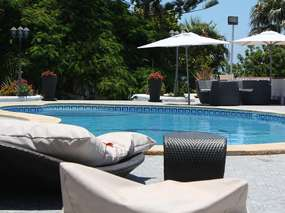 Tenerife Holiday cottage on Fincaarea with pool ✓ sea views ✓ garden ✓ Wifi & more...