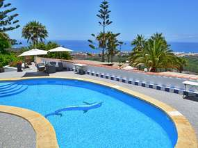 studio on Fincaoasis with pool ✓ Garden ✓ WiFi ✓ Sea View ✓ and more ....Tenrife South