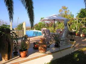 Holiday apartment (3bedrooms) on sunny finca - Tenerife south