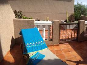Holiday at the seaside - apartment in Poris da Abona Tenerife South