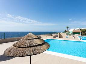 2 SZ Ferienapartement am Meer - Meerblick & 3 Pools (1 Pool beheizt) / Costa del Silencio