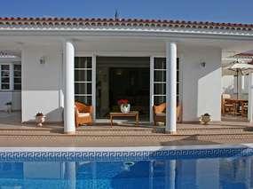 Private Luxusvilla -Teneriffa Süd an der sonnensicheren Südwestküste