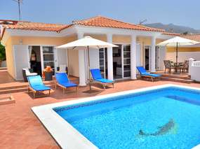 Villa with heating Privatepool, wifi, air conditioner & safe - Southwest Coast