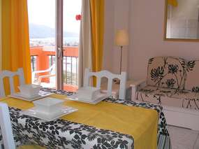 Studio with ocean view at Playa Jardin in Puerto de la Cruz