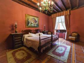 Small Manor House Hotel in Icod - Double Room 1