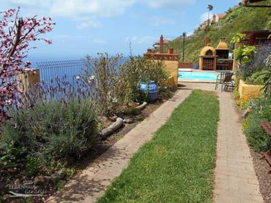 Urlaub im ferienhaus mit privatpool iternet meerblick for Ferienhaus mit privatpool