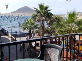 Dream location: Apartment on the beach of El Medano / Tenerife south coast