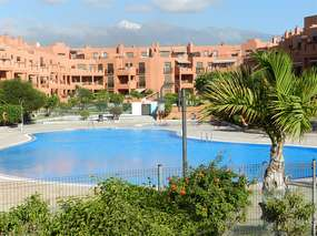 New apartment in Sotavento with pool near the beach Tejita and El Medano