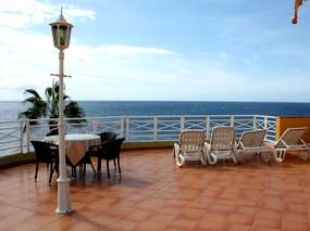 Tenerife - private penthouse apartment by the sea, Playa San Juan