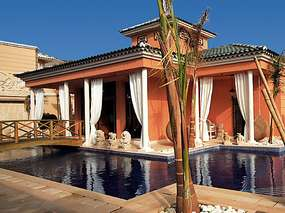 *Royal Garden Resort * golf course Costa Adeje * Villa President with pool/ Tenerife South