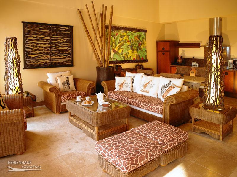 5 sterne villa mit privatpool am golfplatz costa adeje la caleta. Black Bedroom Furniture Sets. Home Design Ideas
