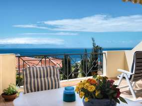 Holiday flat with seaview-patio - Southwest coast of Tenerife - Puerto Santiago