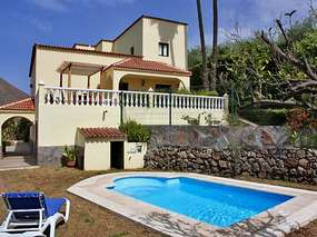 Big holiday house with private pool & wifi in Arona - Tenerife south