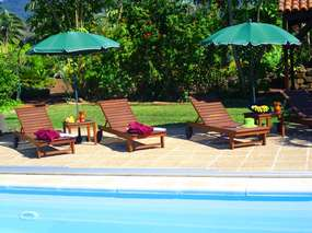 Tenerife North - holiday home ideal for families with pool, jacuzzi & garden