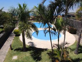 Holiday Rental House with pool in the popular La Quinta Park, sea view + WiFi