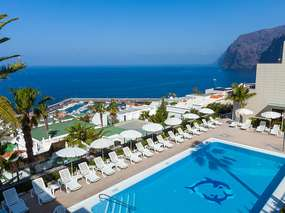 Los Gigantes: Apartments in traumhafter Meerblick-Lage, Wifi & beheiztem Pool