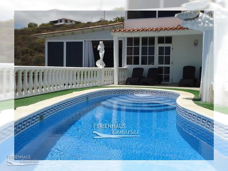 13 pers haus beheizb pool garten terrassen mega ausblick oberhalb costa adeje. Black Bedroom Furniture Sets. Home Design Ideas