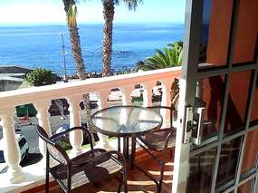 South-west Tenerife holiday apartment 2 bedroom by the sea