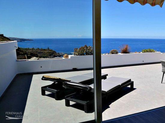 Moderne Penthouse Wohnung Mit Fantastischem Meerblick Terrasse