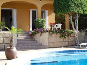 Villa with private pool ✓ near the beach + WiFi ✓ for 5 person/ South coast Tenerife