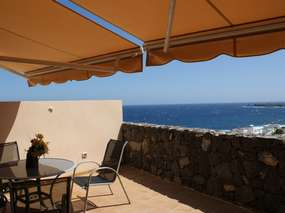Apartment with pool and fantastic view - Porís de Abona