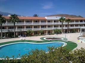 Apartments by the sea with two terraces - Costa Silencio - Tenerife