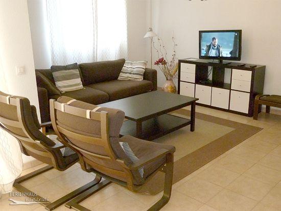 ferienwohnung mit 2 schlafzimmer, 2 bäder, meerblick & meernah in alcala