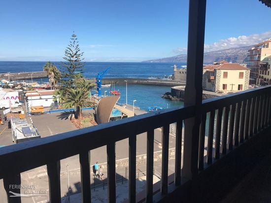 3 Personen Ferienwohnung Mit Kanarischen Balkon Aussicht Wlan Gratis