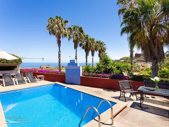 Ferienwohnung 3 Finca Mit Terrassen Whirlpool Pool Garten Wlan