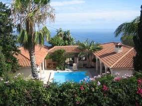 Tenerife Holiday house with private pool for individual holidays Icod