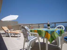 Flat by the sea Poris de Abona in the south of Tenerife