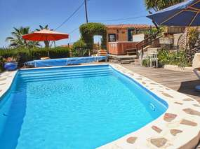 Tenerife romantic finca with 6 holiday houses -> Pool, Sauna, Jacuzzi, WiFi free