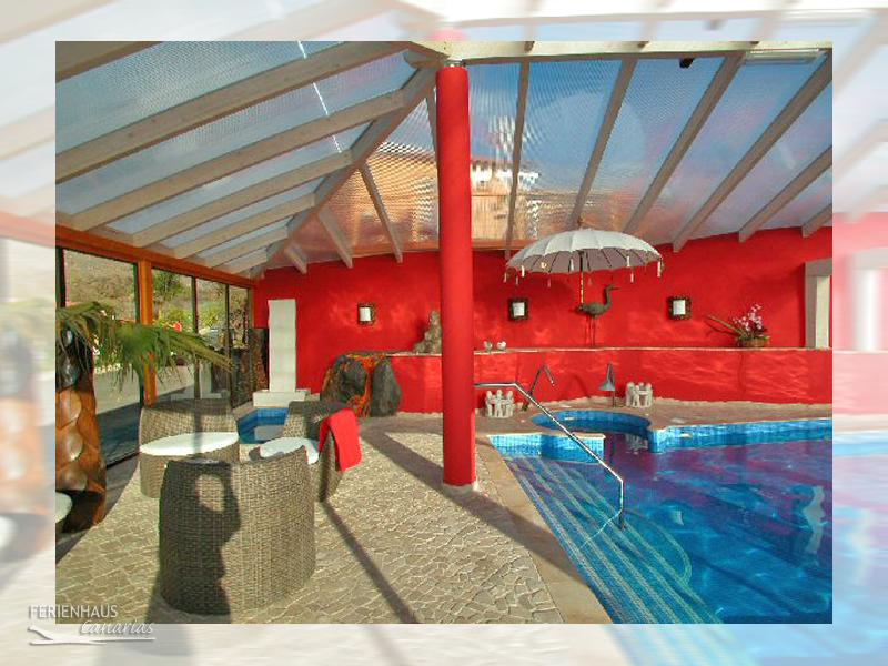 Tenerife Holiday Home On An Estate With Pool Sauna Tennis Indoor Pool Spa And More