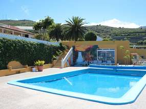 Holiday house in country hotel in San Juan de Rambla