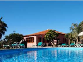 Finca-Apt. in Buenavista mit Pool