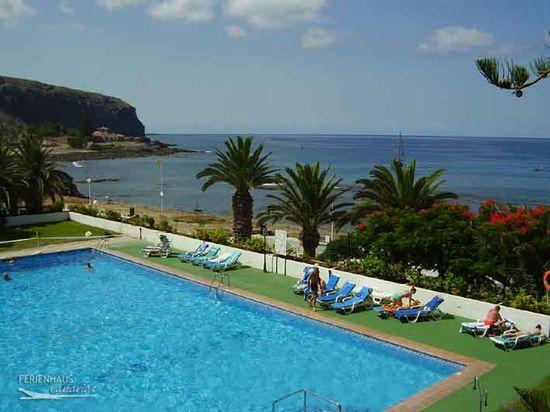 Ferienhaus Teneriffa Mit Pool , Unterkunft Los Cristianos Am Meer Und Strand Südküste Teneriffa