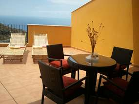 Apartment with Sea Views in Adeje Teneriffa South