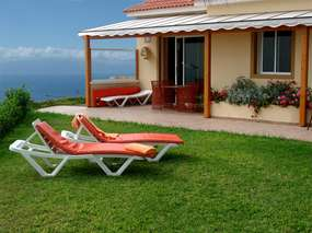 Apartment 1 on a country estate with pool, pool, tennis, sauna and more ... Tenerife Chio