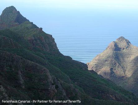 Küstenblick vom Anaga Gebirge