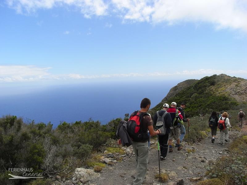 Wandern im Aktivurlaub auf Teneriffa
