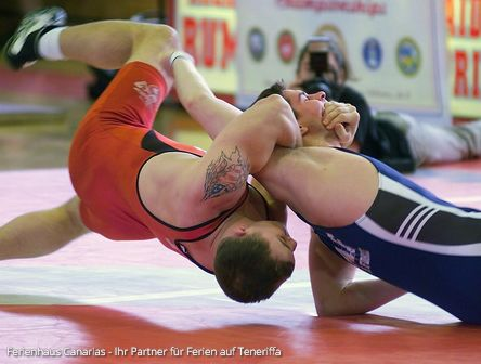Lucha Canaria Wrestling