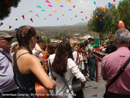 Fiestas und Romerías