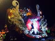 Karnevalskönigin auf Gran Canaria
