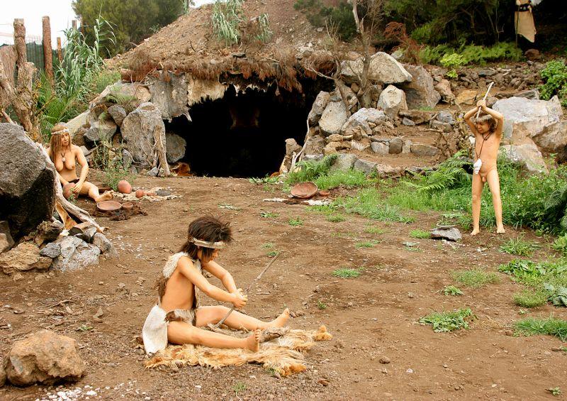 Die Guanchen - Ureinwohner von Teneriffa