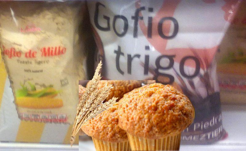 Gofio - das Mehl der Guanchen
