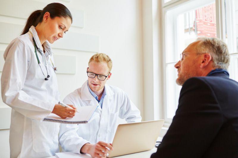 Ärztezentren und Krankenhäuser auf Teneriffa