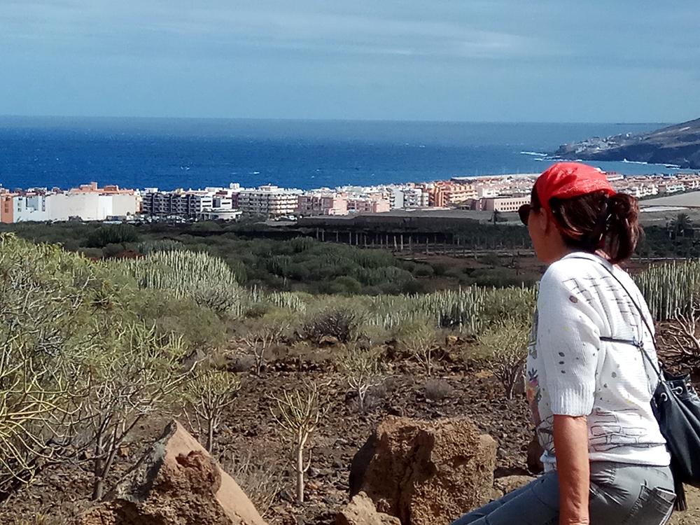 Küstenwanderung Malpais Puertito Güimar